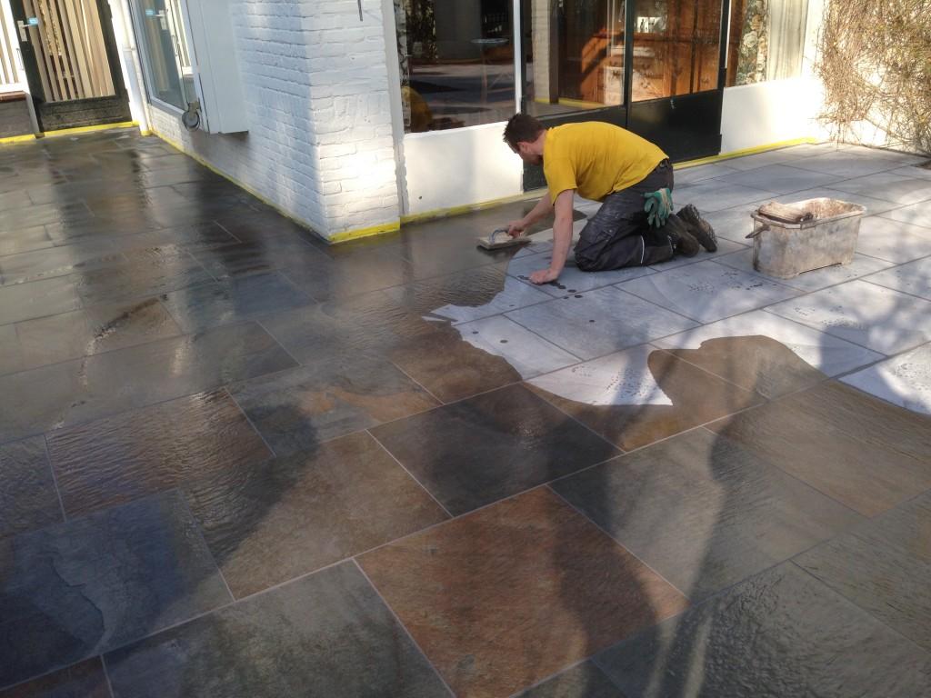 Tegels Tuin Schoonmaken : Keramiek tegels buiten schoonmaken tips voor het schoonmaken van