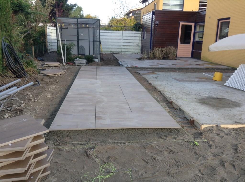 Keramiek Tegels Buiten : Keramische tegels ondergrond keramische tuintegels