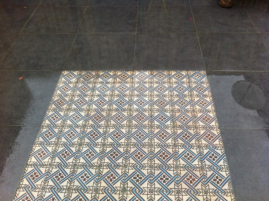 Tegels Den Bosch : Keramische tegels: keramische buitentegels leggen met mozaiek stenen